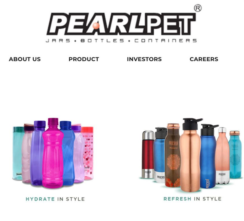 Pearl Polymer Ltd.