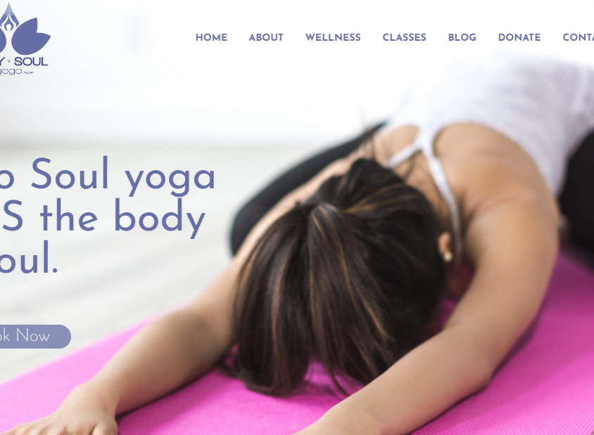 Body To Soul Yoga