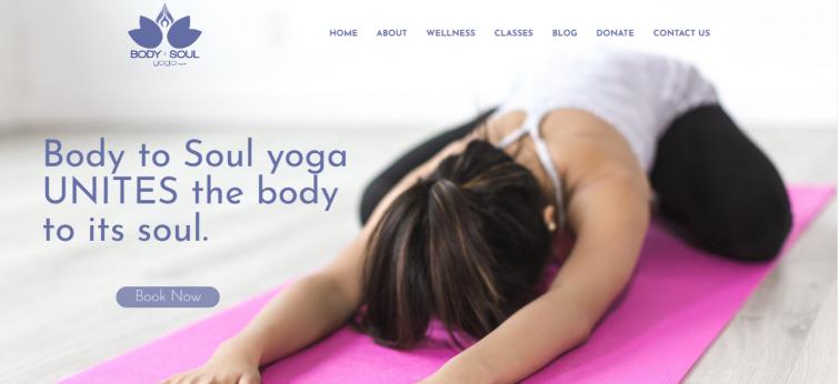 Body To Soul Yoga