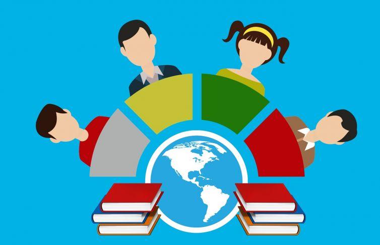 Interactive e-learning platform
