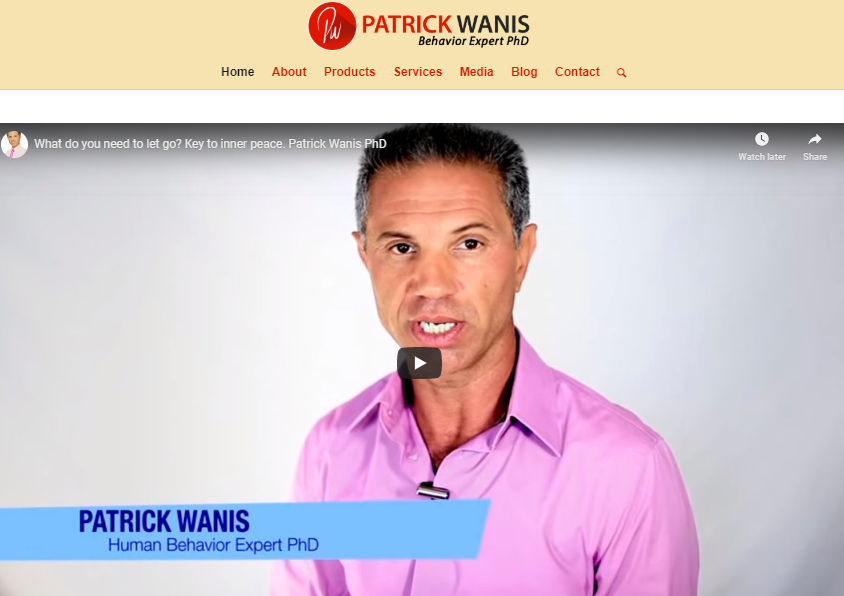 Patrick Wanis